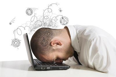 Merasa Stress Karena Pekerjaan? Cobalah Beberapa Tips Berikut, Rahasia Dunia Kerja