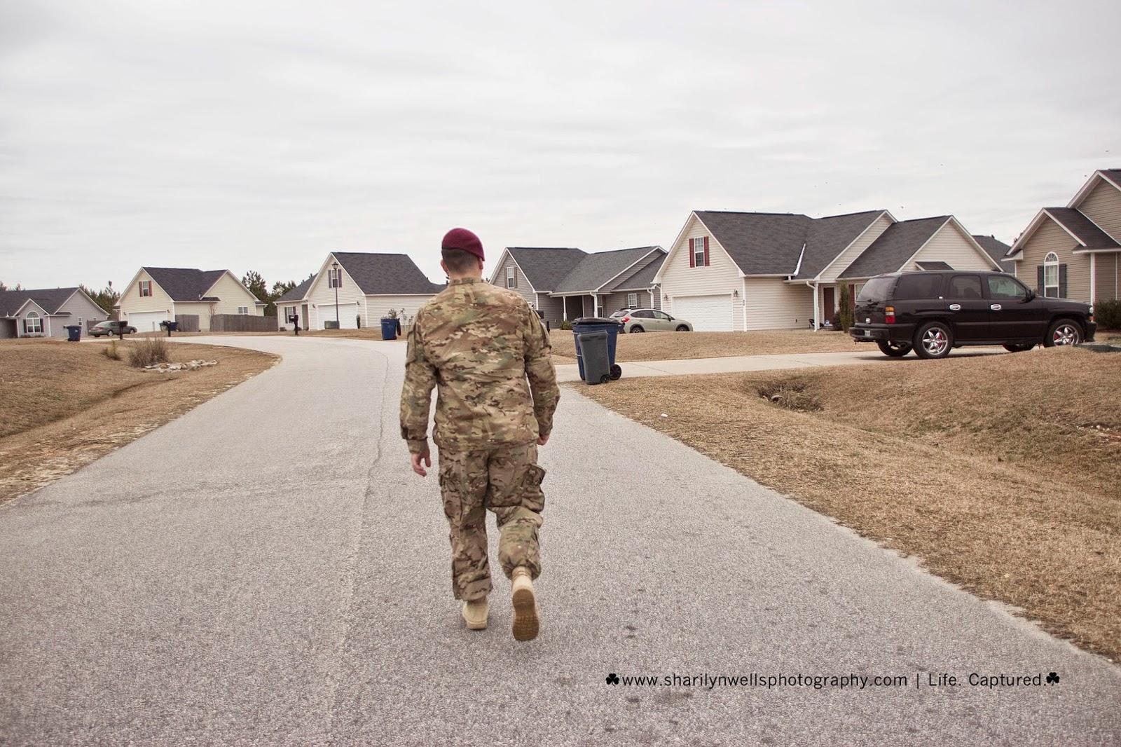 Soldiers coming home surprising loved ones
