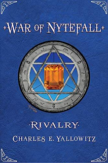 War of Nytefall: Rivalry - a revenge - fueled vampire fantasy adventure book promotion Charles E. Yallowitz