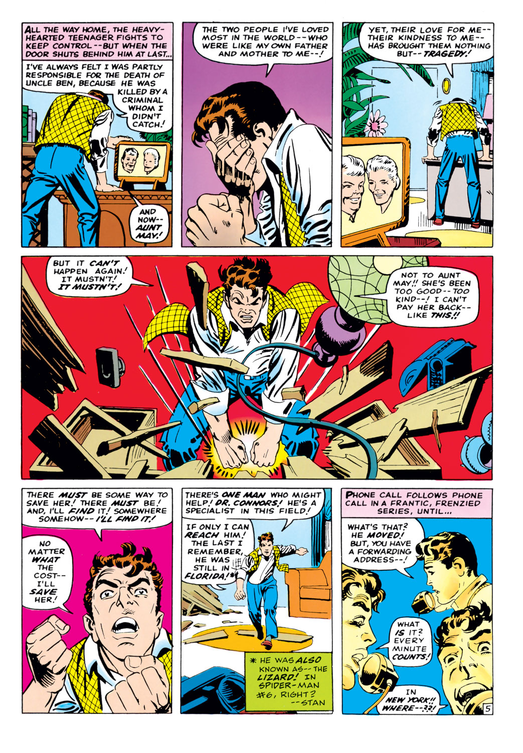 The Amazing Spider-Man (1963) 32 Page 5