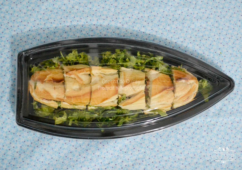 Faça e Venda Sanduíche de Metro na Barca Galvanotek - na Cozinha do Quintal