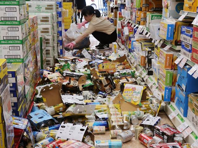 Three dead, more than 200 injured in 6.1 magnitude quake around Osaka [Japan earthquake]