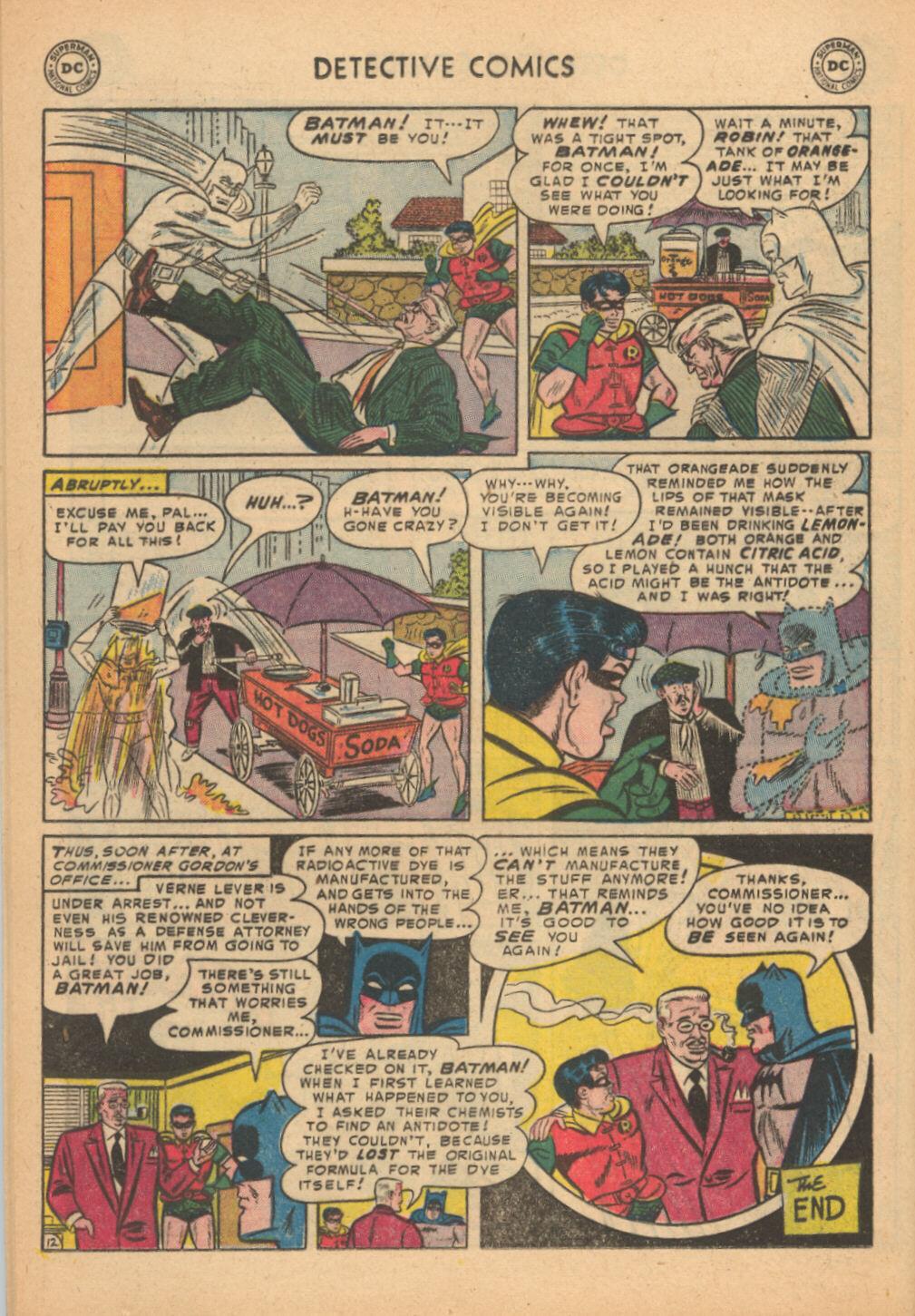 Detective Comics (1937) 199 Page 12