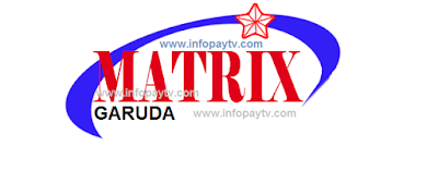 Voucher Matrix Garuda Piala Presiden 2018