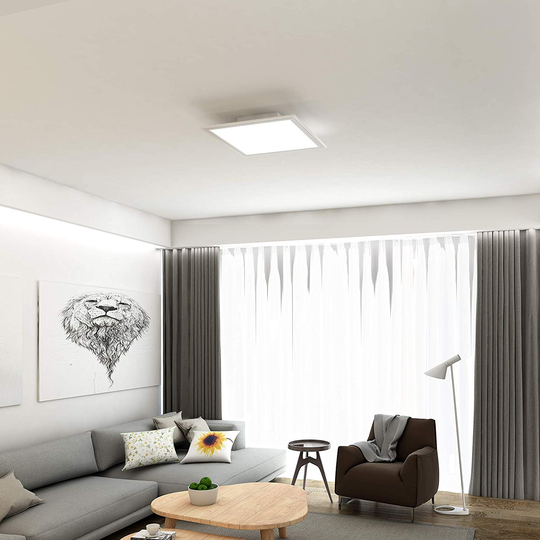livescore: Briloner Leuchten - LED Deckenleuchte-Panel, LED ...