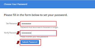pasang password akun alexa