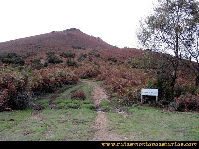 Ruta Olloniego Escobín: Campa El Trave