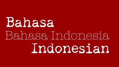 Dalam Beberapa Hal, Bahasa Indonesia itu Boros
