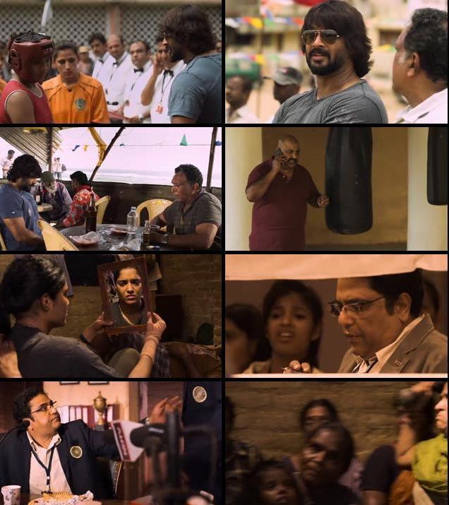 Saala Khadoos 2016 Hindi 720p DVDRip