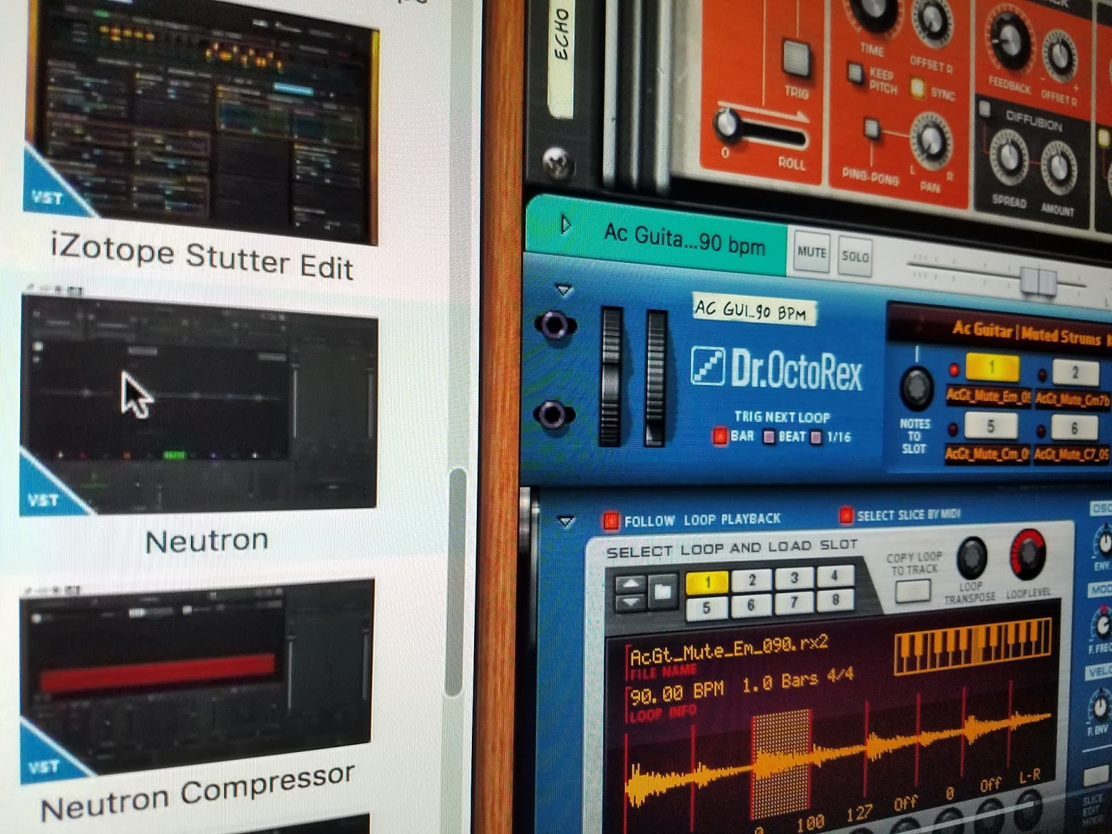 Game Changer: VST's in REASON 9.5!