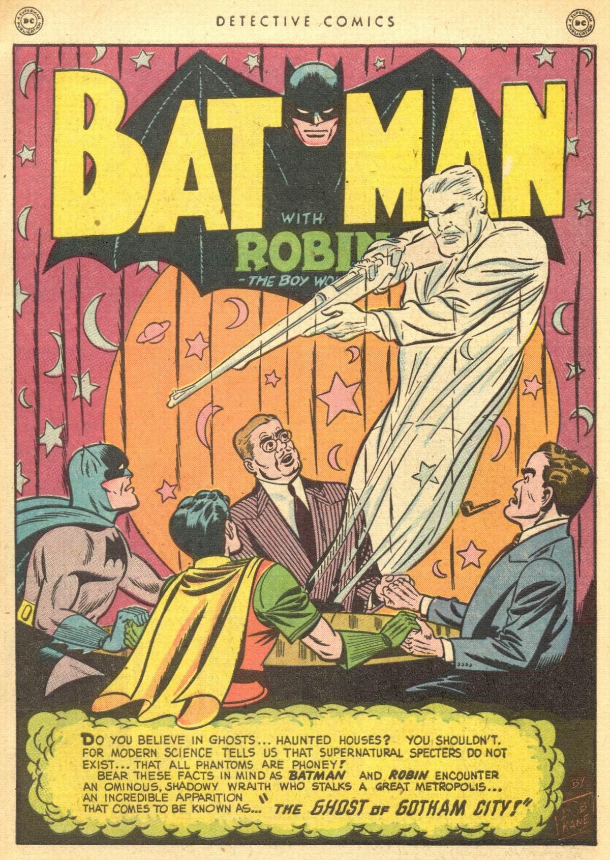 Read online Detective Comics (1937) comic -  Issue #150 - 2