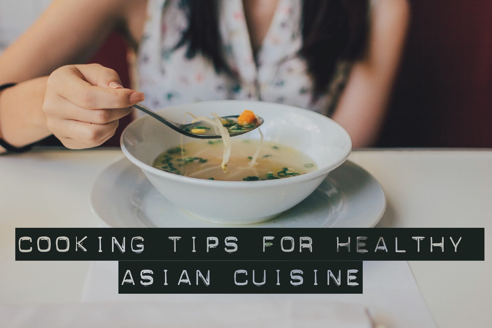 The honest dietitian make healthy asian food a diet for Asian cuisine cooking techniques