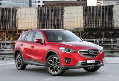 Previous gen Mazda CX-5