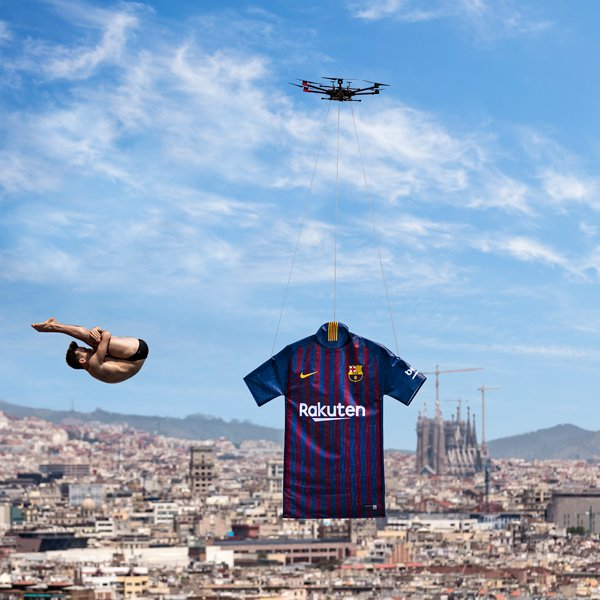 FC Barcelona 18-19 Home Kit Released - Footy Headlines ea3b5e6491d84