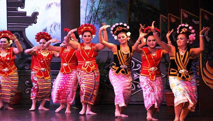 Tari Yapong, Tarian Tradisional Betawi Dari Jakarta