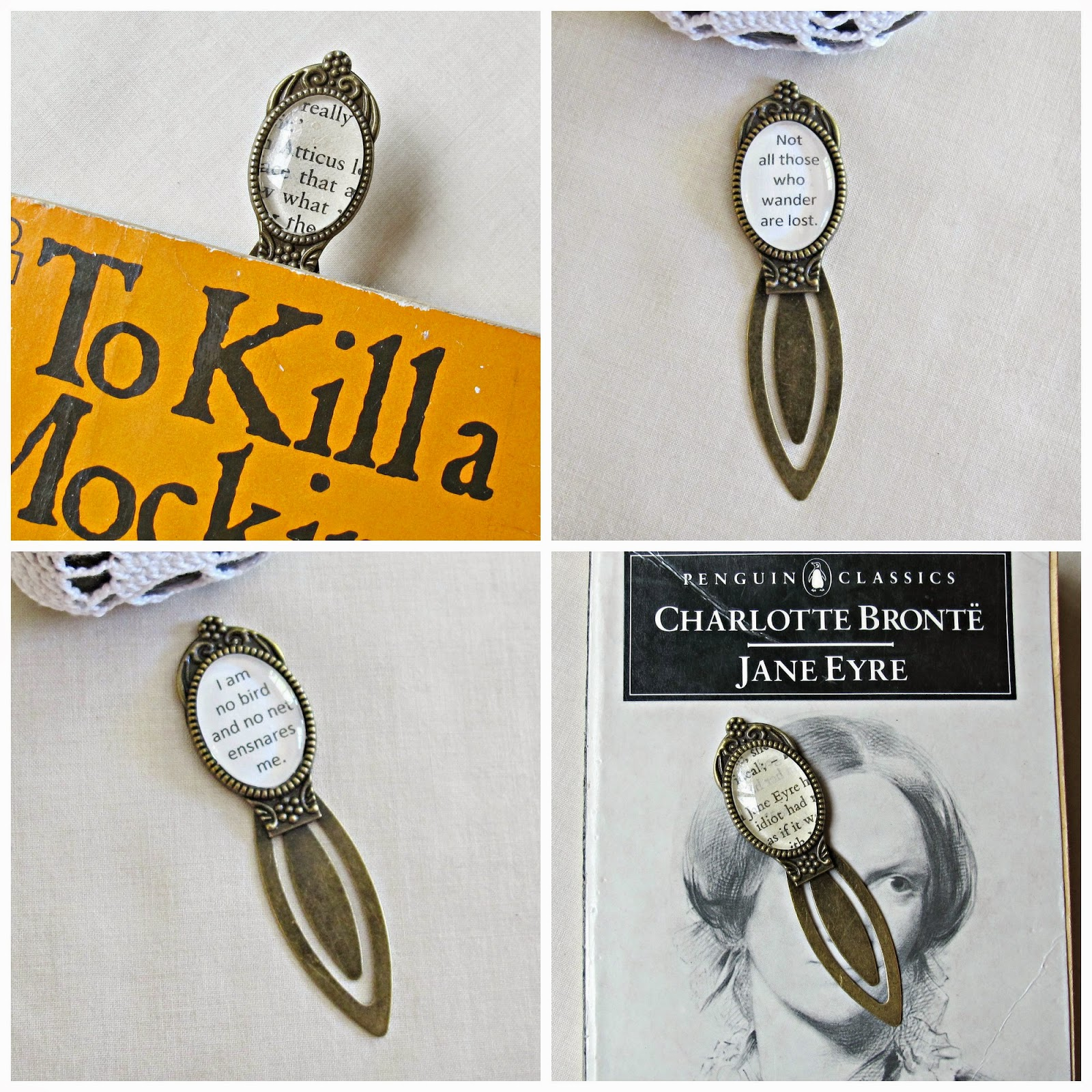image domum vindemia bookmarks literature literary to kill a mockingbird jane eyre