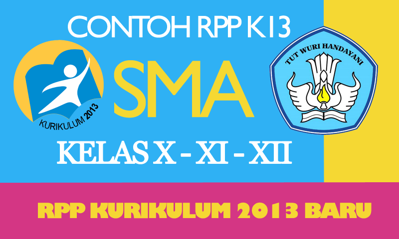 Download RPP Kurikulum 2013 SMA