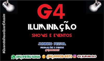 G4 ILUMINAÇÃO