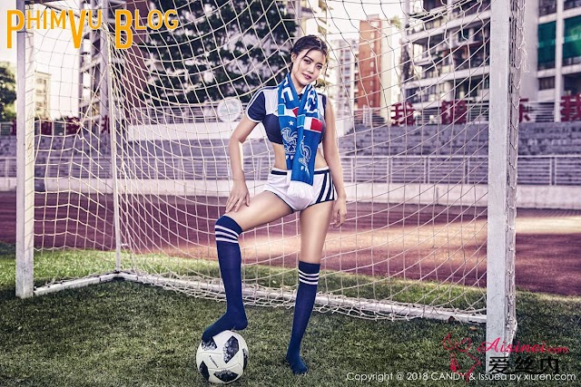 World cup 2018 with beauty Mieko林美惠子