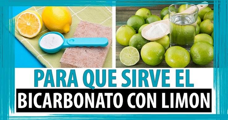 best cheap 1bde4 c354d Conspiraciones y Noticias Actuales  Para que sirve el bicarbonato de sodio  con limón