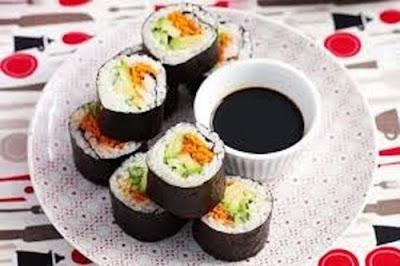 Resep Dan Cara Membuat Sushi Enak