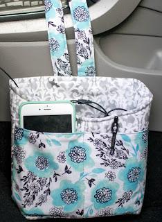 come realizzare una borsa multi tasche