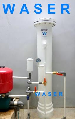 filter air depok