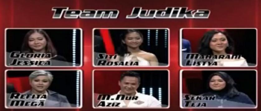 Team Judika: