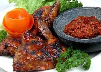 Resep Mak Nyus Ayam Taliwang Bakar