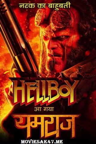 Hellboy (2019) Hindi Full Dual Audio Movie Download 480p 720p 1080p HD-CAM