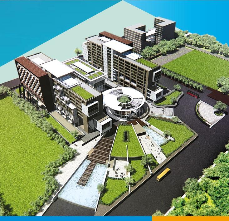 Green University of Bangladesh Campus