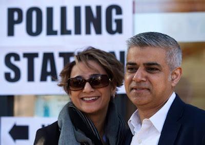 Sadiq Khan, Saadiya Khan, London, london muszlim polgármestere