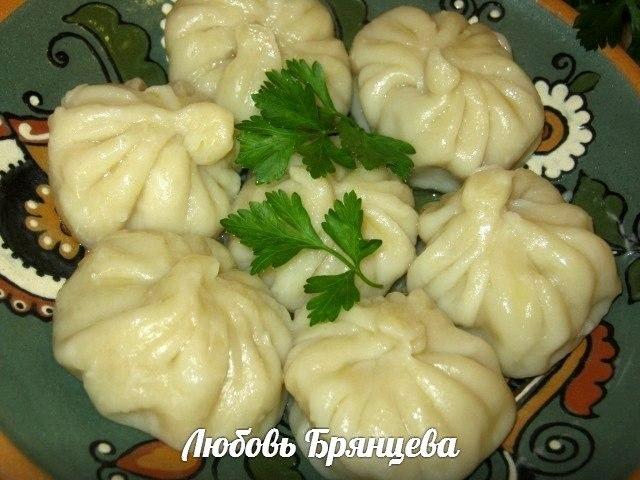 рецепт грузинских хинкали