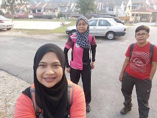Hiking @ Bukit Saga, Ampang Selangor