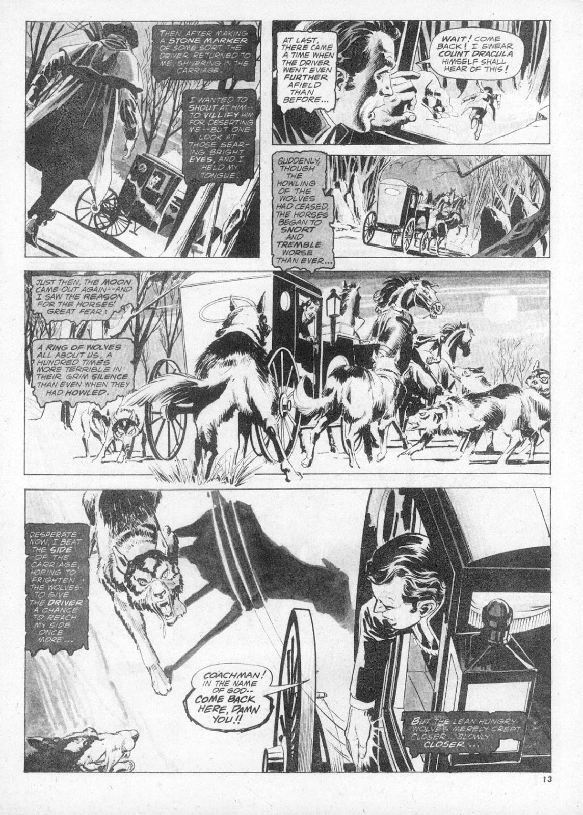 Dracula Lives issue 5 - Page 14