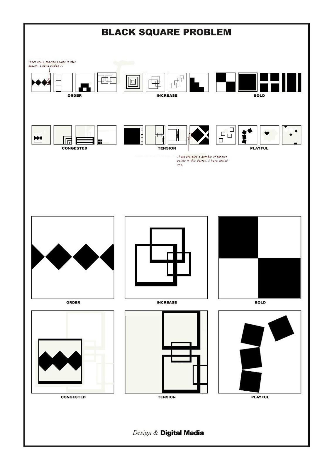 Black Square Problem | Cassidy's Space