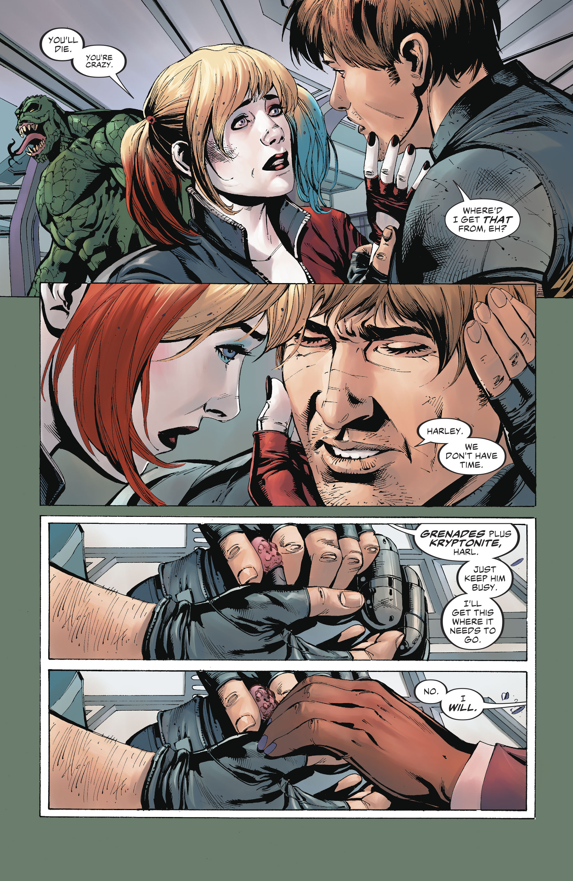 Read online Suicide Squad (2016) comic -  Issue #19 - 14