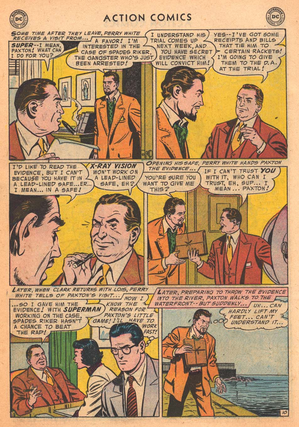 Action Comics (1938) 213 Page 11