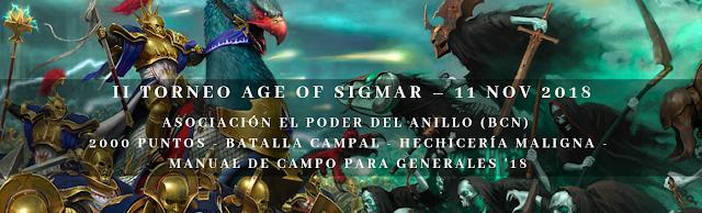 torneo Age of Sigmar AEPDA
