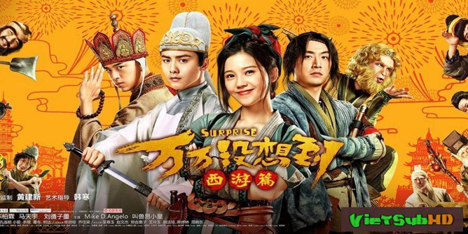 Phim Tây Du Ký Lạ Truyện VietSub HD | Journey To The West Surprise 2016