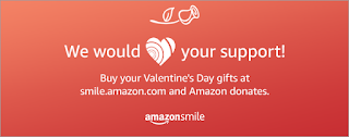 Amazon Smile for the Gordonsville Friends of the Library