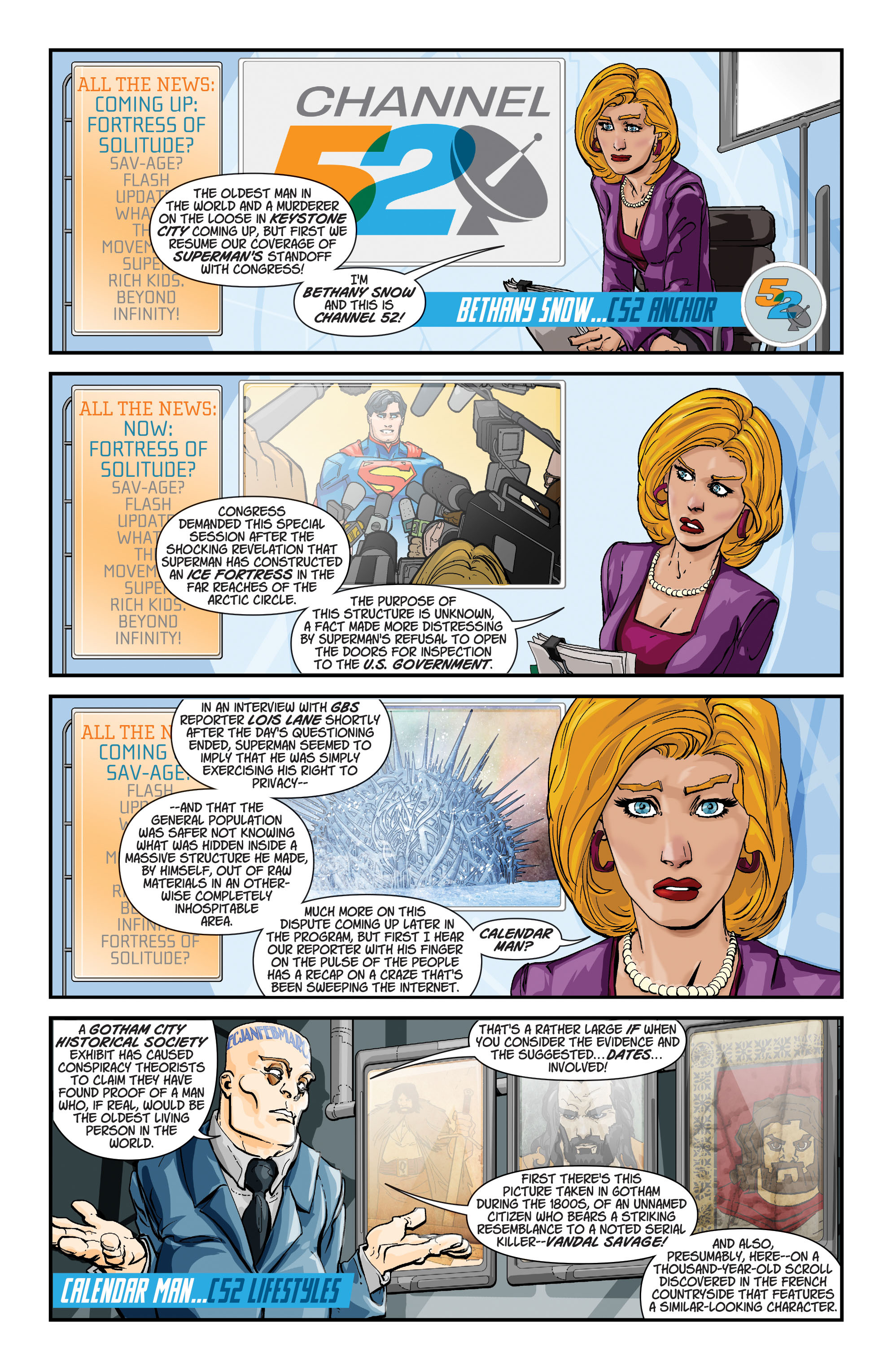 Read online Aquaman (2011) comic -  Issue #18 - 22