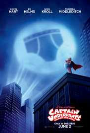 Watch Captain Underpants Movie Online Free