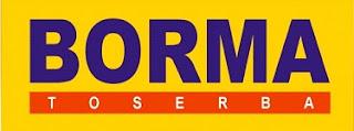 Katalog Promo Borma