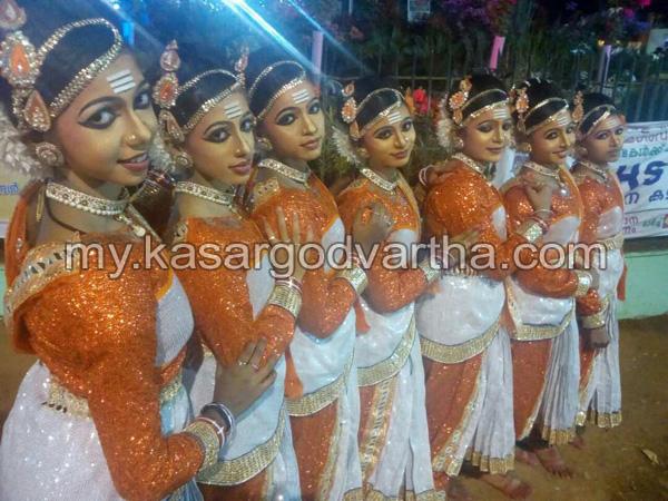 News, Kerala, Kalolsavam, Kasaragod, Nadodi nrutham, Student, Winner, Uduma HSS  got A grade in State kalolthsavam