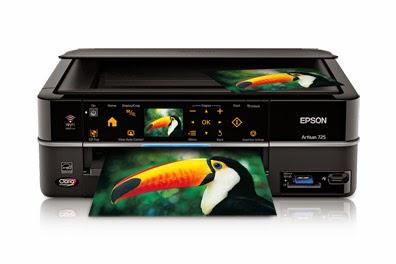 Image Epson Artisan 725 Printer Driver