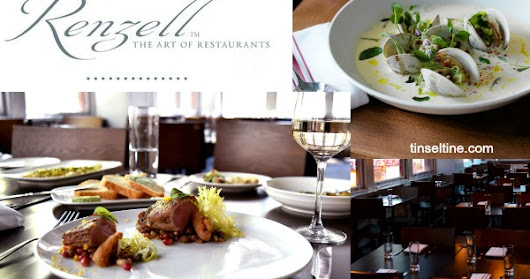Foodie Blog Post: RENZELL Dining Experiences in Philadelphia