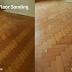 Parquet floor sanding in Cambridge