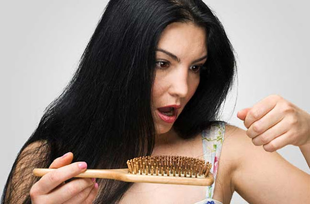 Tips 5 Cara Mencegah Rambut Rontok