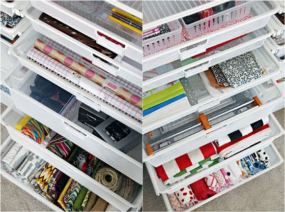Organizar Cajón de manualidades